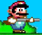 Mario Rampage - Jogo de Tiros