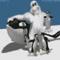 Yeti - Pinguim ao Alvo - Jogo de Arcada