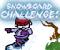 Competição de Snowboard - Jogo de Desporto