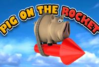 Pig On The Rocket - Jogo de Acção