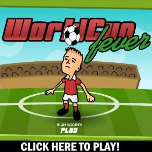 World Cup Fever - Jogo de Desporto